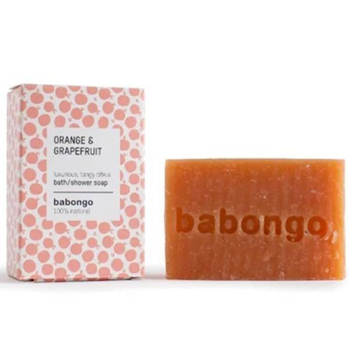 Babongo Soap Orange & Grapefruit Bath&Shower