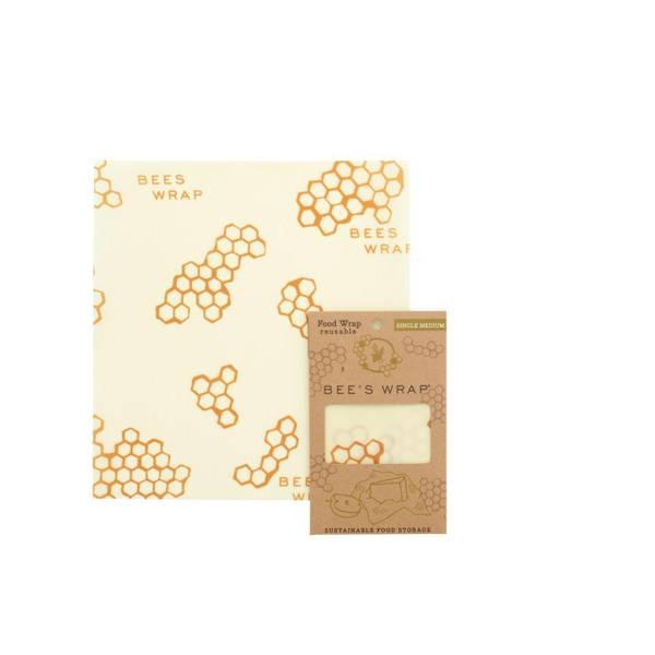 Bilde av Bees Wrap - Single Medium 1 ark