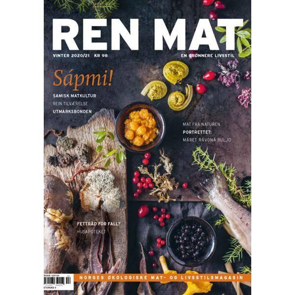 Bilde av Ren Mat magasinet 2020/21 Vinter Samisk mat *2 igjen*