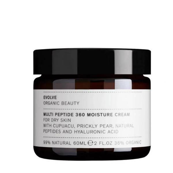 Bilde av EVOLVE Multi Peptide 360 Moisture Cream 60 ml