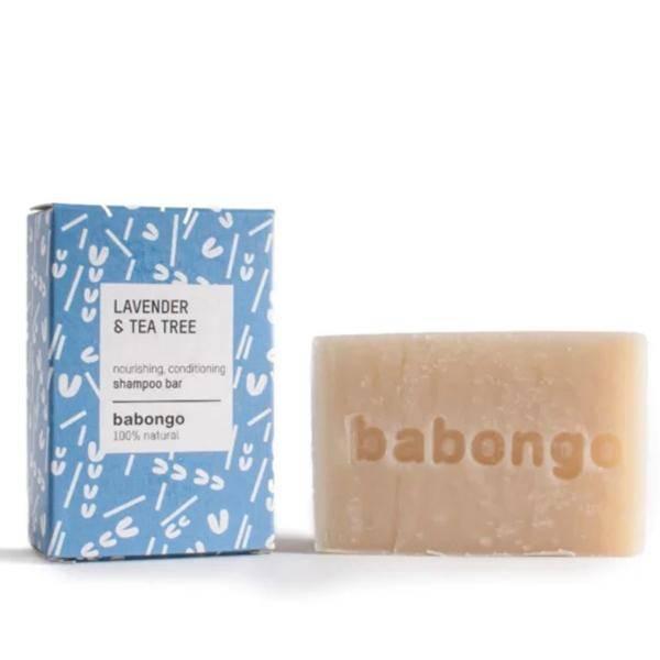 Bilde av Babongo Soap shampoo Lavender & Tea tree