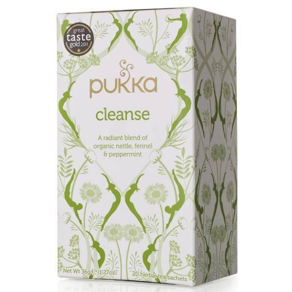 Bilde av Pukka Cleanse tea 20 poser