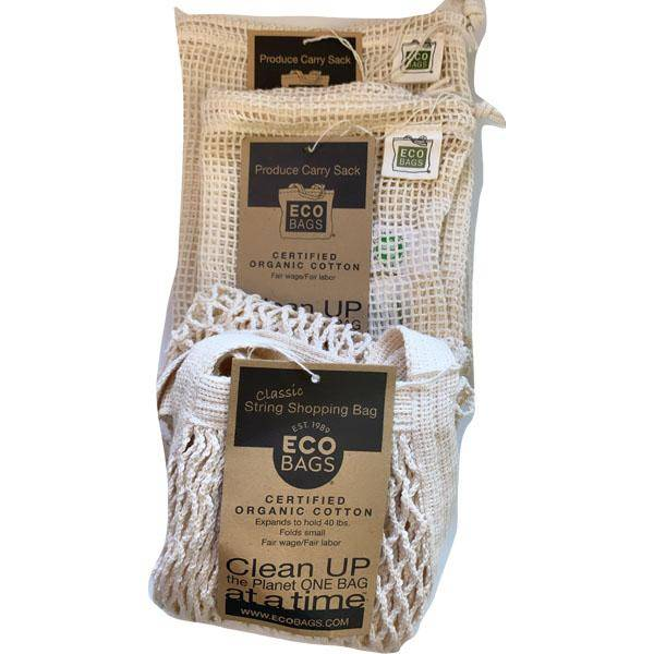 Bilde av ECOBAGS® Zerowaste pakke Beige