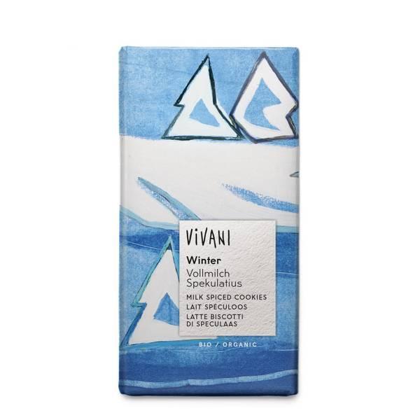 Bilde av Vivani Winter Spiced Cookies 100 gram